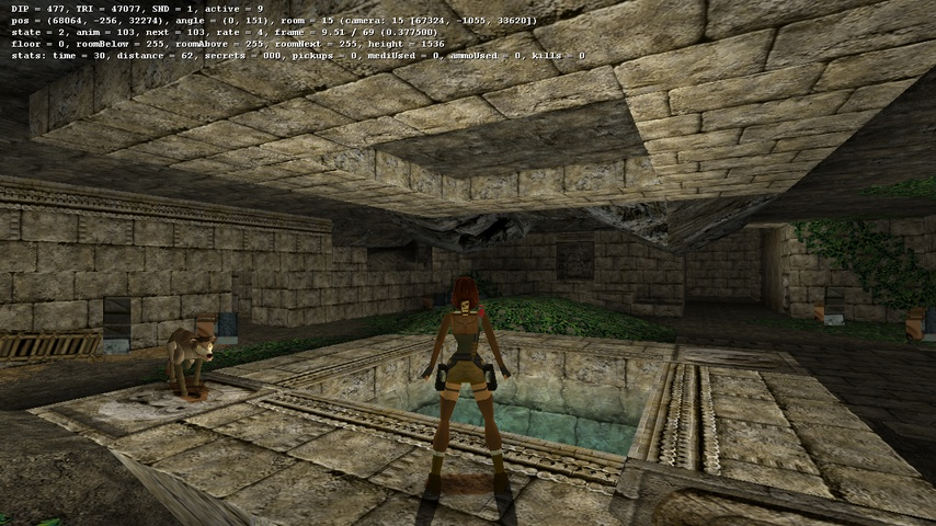 OpenLara project [Archive] - Page 4 - www tombraiderforums com